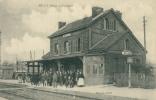 60 MILLY SUR THERAIN / La Gare / - Autres Communes