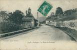 13 AUBAGNE / La Route De Gémenos / - Aubagne