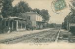 13 AUBAGNE / La Gare, Camp Major / - Aubagne
