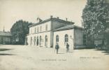 13 AUBAGNE / La Gare / - Aubagne