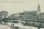 13 MARTIGUES / Canal Du Roi Et Canal Du Pontet / - Martigues