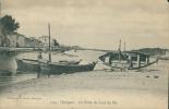 13 MARTIGUES / Les Bords Du Canal Du Roi / - Martigues