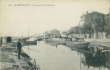 13 MARTIGUES / Le Canal Saint-Sébastien / - Martigues