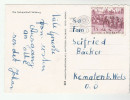 1964 Salzburg AUSTRIA UPU Stamps COVER (card) SLOGAN Pmk  GARDEN SHOW EVENT - 1945-.... 2nd Republic