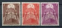 Europa CEPT 1957 Luxemburgo ** MNH. - Europa-CEPT