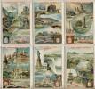 Liebig 1893  Sanguinetti  N. 403 € 40 Viaggio Intorno Al Mondo (Italia) - Liebig