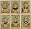 Liebig 1893   Sanguinetti  N. 409 € 67 Compositori Celebri II° (Italia) - Liebig