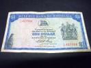 RHODESIE 1 Dollar 02/09/1974 , Pick N° KM 30 J , RHODESIA, - Rhodésie