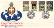 (103) Cayman Island FDC Cover - Child Brigades - 1978 - Autres