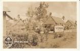 Guam, Yona Village Scene, C1940s Vintage Real Photo Postcard - Guam
