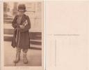Alte Ansichtskarte Russische Typen -Russischer Pilger- - Europe
