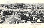 [DC4226] CARTOLINA - ALGERIA - CORNE D'OR - MINISTERE DE LA MARINE - SALUT DE COSTANTINOPLE - Viaggiata - Old Postcard - Constantine