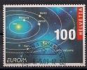 2009 Schweiz Mi.  2101 Used  EUROPA : Astronomie. - Zwitserland