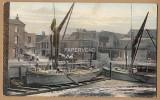 Essex  BARKING Quayside Sailing Barges   E1728 - England