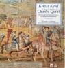 Ancien Dépliant Sur L'expo Charles Quint, Tapisseries Et Armures Des Collections Royales D'Espagne, Bruges, 1994 - Dépliants Touristiques