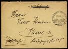 A3513) DR Postsache-Brief Von Iffezheim-Rennplatz 21.8.38 Pferderennen - Briefe U. Dokumente