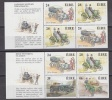 Ireland 1989 Irish Motoring Classics 2 Booklet Panes ** Mnh (F4537) - Blocchi & Foglietti