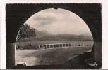 - 73 - AIX Les BAINS: Lac Du Bourget - Vu En Sortant Du Tunnel Du Chat - Cpsm Télé  - 1953 - - Aix Les Bains