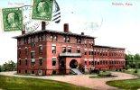 USA. Carte Postale Ayant Circulé En 1910. Holyoke/City Hospital. - Springfield