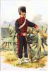Artillerie à Pied De La Garde - 1868 - Draguignan - Musée Du Canon Et Des Artilleurs - Uniformi