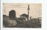 MONASTIR (BITOLA MACEDOINE) CAMPAGNE D´ORIENT 1914.1918 MOSQUEE DEMOLIE PAR UN BOMBARDEMENT BULGARE - Macédoine