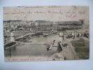 BREST:Vue Générale Du Port(Tampon Régiment D'Infanterie). - Brest