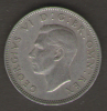GRAN BRETAGNA ONE SHILLING 1948 - 1902-1971 : Monete Post-Vittoriane