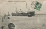 57 Dunkerque Rentree D'un Grand Vapeur - Dunkerque