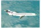 Cpsm Bon Etat , 10.5x15cm , Air Charter BOEING 727-228   (F GCMX) Filiale Air Inter  Air France - 1946-....: Moderne