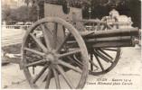 LYON .... GUERRE 1914 .... CANON ALLEMAND PLACE CARNOT - Weltkrieg 1914-18