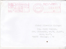 Romania 2004 Circulated Cover - Machine Stamping - Marcophilie - EMA (Empreintes Machines)