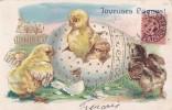 ¤¤   -    Joyeuses Pâques  -  Oeuf , Poussins  -  ¤¤ - Pâques
