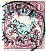 B - 1874 Germania - Bayern - Bayern (Baviera)