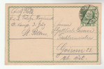 1915  St Polten AUSTRIA Postal STATIONERY CARD Cover Stamps - Stamped Stationery