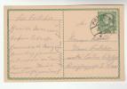 1909 Prein AUSTRIA Postal STATIONERY CARD Cover Stamps - 1850-1918 Empire