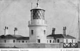Postcard - Portland Bill Old High Lighthouse, Dorset. A - Lighthouses