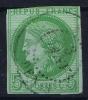 REUNION Col. Gen.  Yv Nr 17 Obl. Used Cad St Denis - Reunion Island (1852-1975)