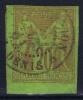 REUNION Col. Gen.  Yv Nr 42 Obl. Used Cad - Reunion Island (1852-1975)
