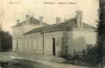 BIEUJAC - GIRONDE -  (33) -  PEU COURANTE CPA. - France