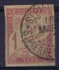 Saint Pierre Et Miquelon Col. Gen. Taxe Yv Nr 25 Obl. Used Cad - St.Pierre & Miquelon