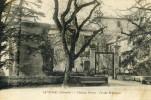 SAVIGNAC - GIRONDE -  (33) -  PEU COURANTE CPA DE 1917. - France