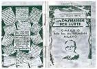 CALENDARIO 1934 - IL CONSIGLIERE PER TUTTI - Calendari