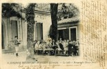 PORTETS - GIRONDE -  (33) -   CPA ANIMEE. - France