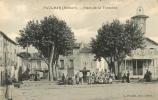 PAULHAN PLACE DE LA FONTAINE - Paulhan