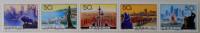ZONES ECONOMIQUES 1996 - BANDE NEUVE ** - YT 3258/62 - MI 2578/82 - Neufs