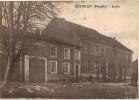 Carte Postale Ancienne De ERSTROFF-Ecole - France