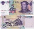 China 5 Yuan 2005 UNC - China