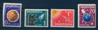 ALBANIA, 1962 Space - Space