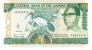 Gambia - Pick 13b - 10 Dalasis 1991 - 1995 - Unc - Gambia
