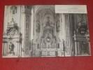 VILVOORDE  -  VILVORDE  -  Intérieur De L´ Eglise De N. D. De La  Consolation  -  1909  - (2 Scans) - Vilvoorde